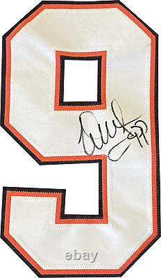 Warren Sapp Autographed Tampa Bay Buccaneers Embroidered Jersey
