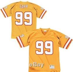 Warren Sapp Tampa Bay Buccaneers Jersey Size L